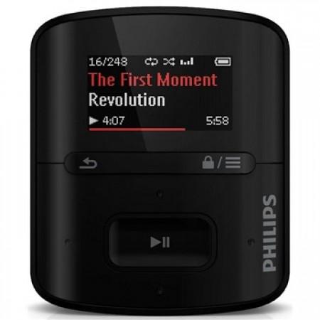 MP3 плейър Philips SA4RGA04KF