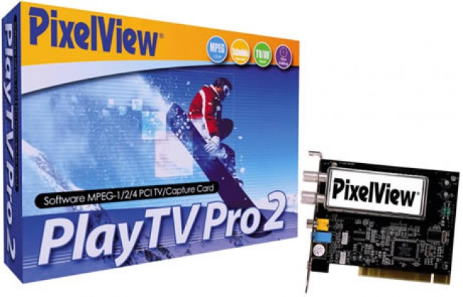 PixelView TV Тунер PlayTV Pro2