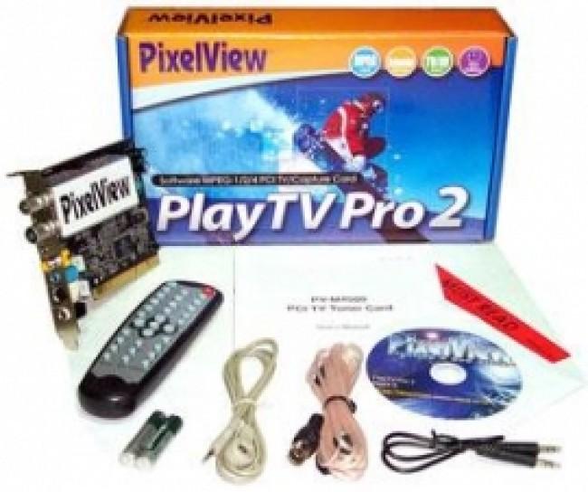 Цена на PixelView TV Тунер PlayTV Pro2