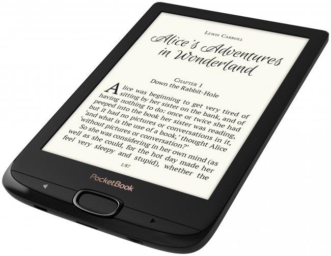 Електронна книга PocketBook Basic LUX 2 8GB PB616W WiFi