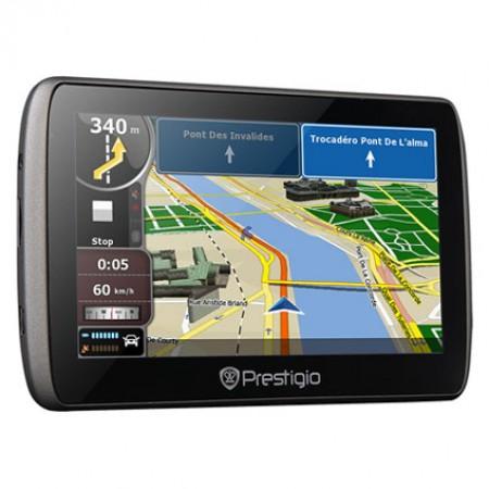 GPS навигация Prestigio Geo VISION 5000