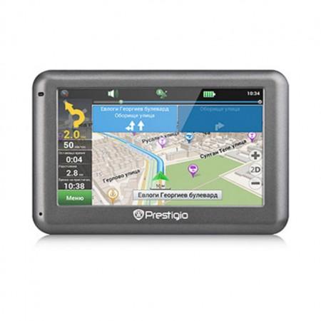 GPS навигация Prestigio GEOVISION 4055 BG
