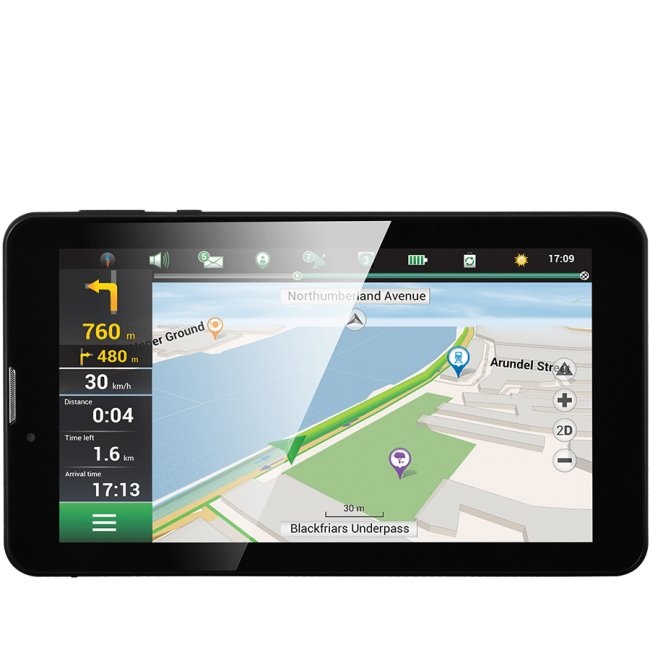 GPS навигация Prestigio GeoVision Tour