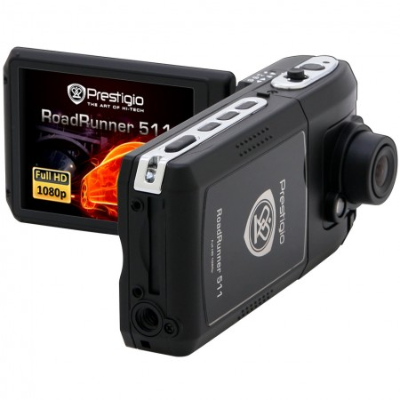 Видеорегистратор Prestigio RoadRunner 511