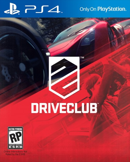 PlayStation PS4 Games DRIVECLUB (PS4)