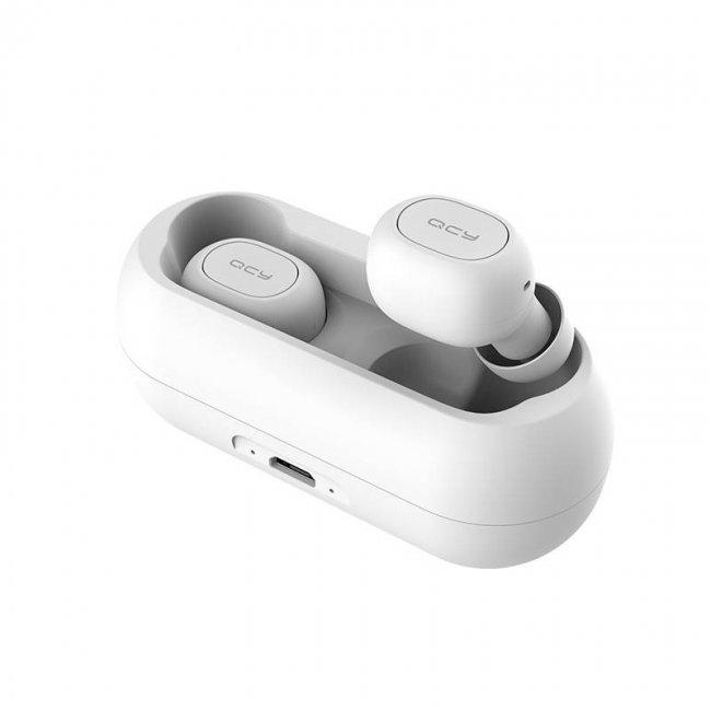 Слушалки QCY T1C TWS Wireless Earphones Bluetooth V5.0  слушалки