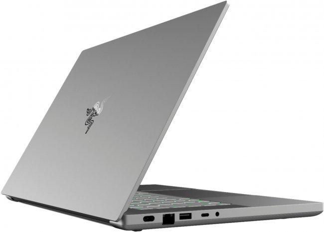Лаптоп Razer Blade 15 Base Edition OLED 4K 60Hz GeForce RTX 2070 Max-Q Mercury 512GB 16GB RAM
