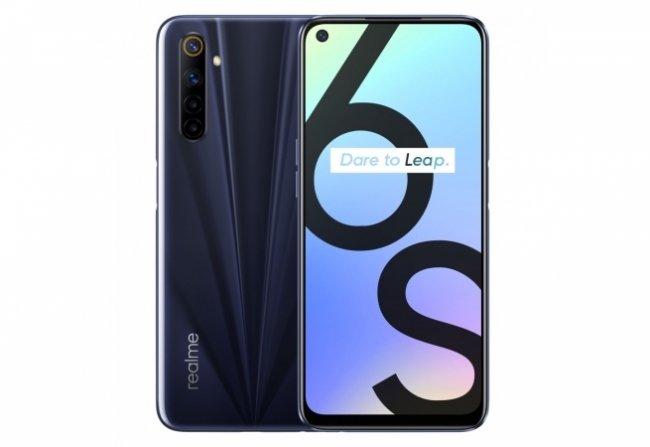 Смартфон Realme 6S DUAL
