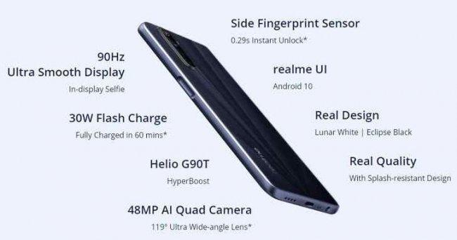 Снимка на Realme 6S Dual