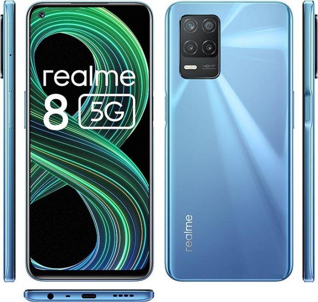 Realme 8 5G DUAL