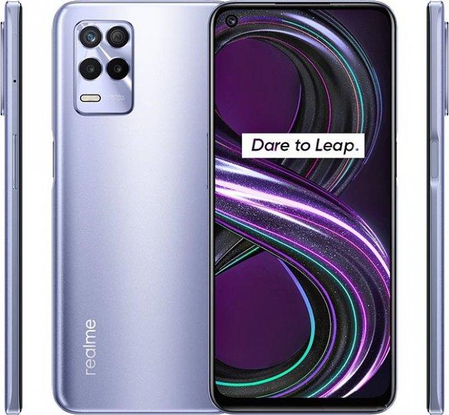 Смартфон Realme 8s 5G Dual