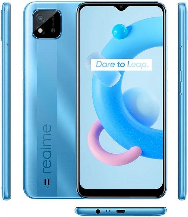 Смартфон Realme C20 Dual