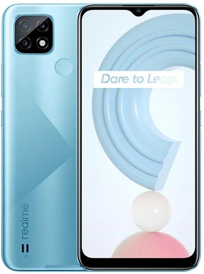 Смартфон Realme C21 Dual