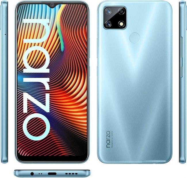 Смартфон Realme Narzo 20 Dual