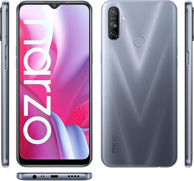 Смартфон Realme Narzo 20A Dual