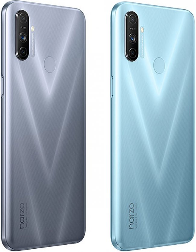 Цена на Realme Narzo 20A Dual
