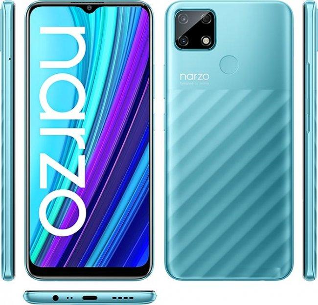 Смартфон Realme Narzo 30A Dual