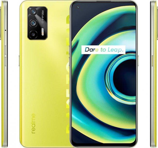 Смартфон Realme Q3 Pro 5G Dual