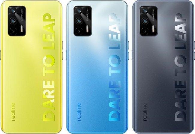 Цена на Realme Q3 Pro 5G Dual