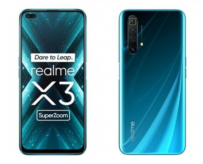 Цена на Realme Realme X3 SuperZoom