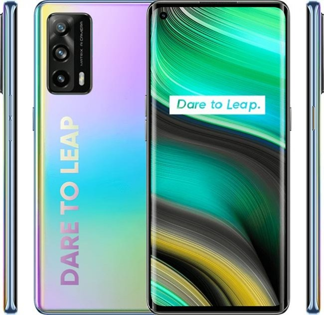 Realme X7 Pro Ultra Dual