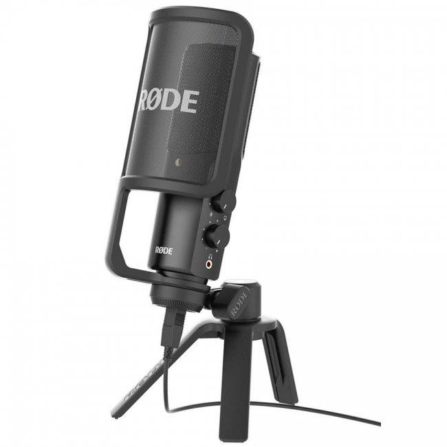Микрофон за камера RODE NT-USB Q4355