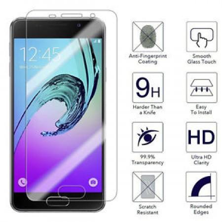 Стъклен Протектор за мобилен телефон Samsung A310 Galaxy A3 2016  закален стъклен протектор