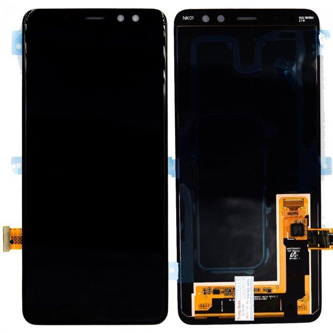 Дисплей LCD Samsung A8 (2018) A530