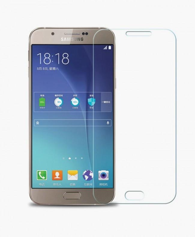 Стъклен Протектор за мобилен телефон Samsung A8 Стъклен протектор