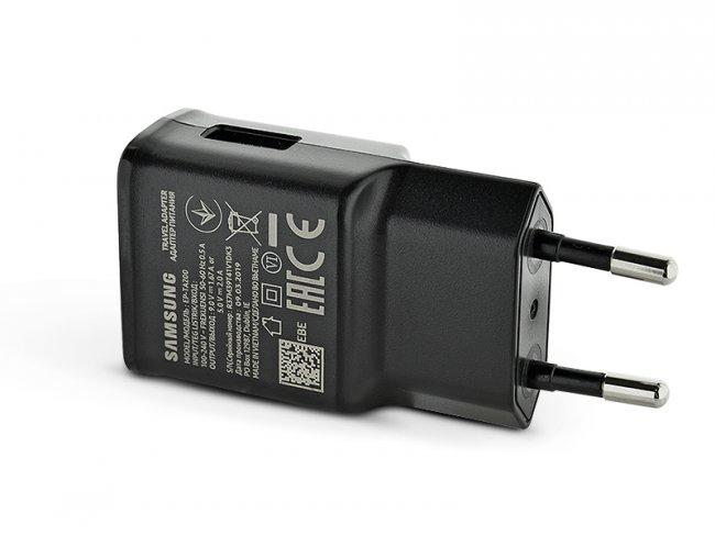 Зарядно за Samsung Адаптор 220V 2А EP-TA20EBEC USB C