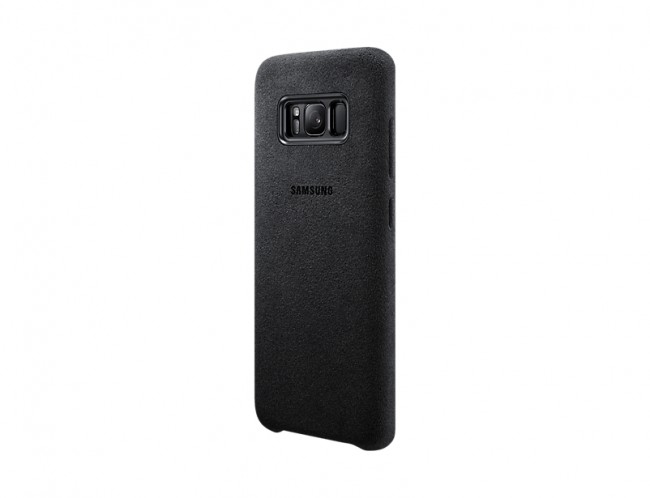 Калъф за Samsung Alcantara Cover Galaxy S8+ Plus