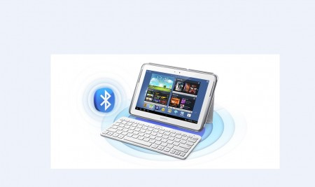 Клавиатура Samsung BKB-10USWEGSTD Bluetooth Keyboard
