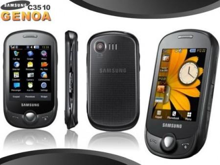 Снимка на Samsung C3510 Genoa