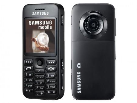 GSM втора употреба Samsung E590