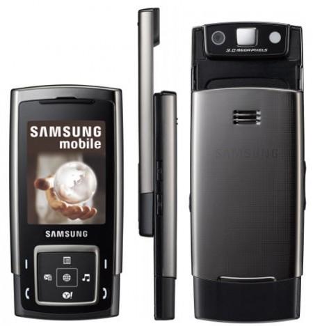 GSM втора употреба Samsung E950