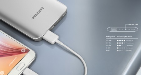 Външни Батерии POWER BANK Samsung EB-PA500U  5200mAh