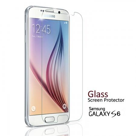 Стъклен Протектор за мобилен телефон Samsung G920 Galaxy S6  закален стъклен протектор
