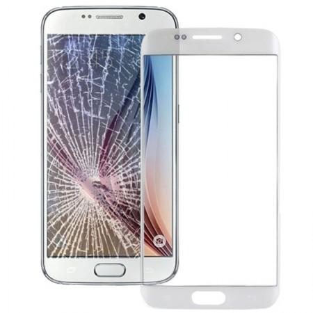 Стъклен Протектор за мобилен телефон Samsung G925 Galaxy S6 Edge Извит  Стъклен протектор