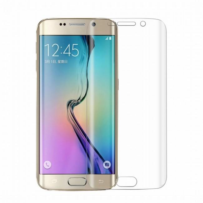 Протектор Samsung G925 Galaxy S6 Edge Plus Извит 3D  Стъклен протектор