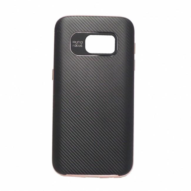 Калъф за Samsung G930 GALAXY S7 BACK CASE CARBON