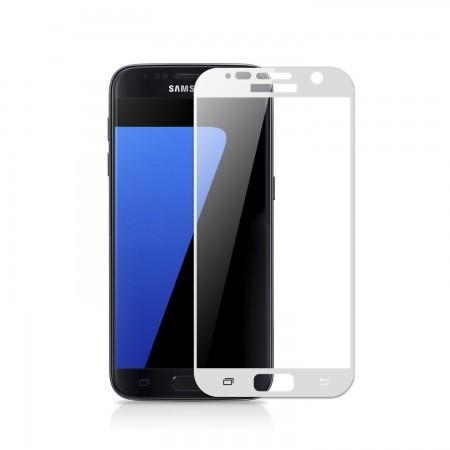 Стъклен Протектор за мобилен телефон Samsung G930 Galaxy S7 Color  закален стъклен протектор