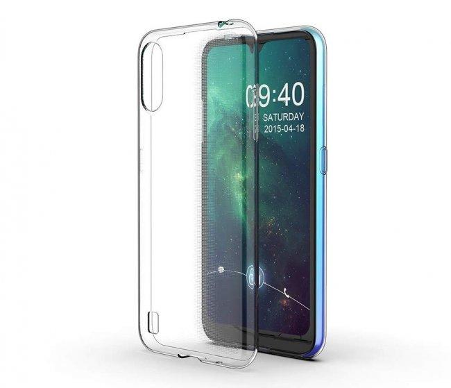 Калъф за Samsung Galaxy A01 Core/M01 Core прозрачен калъф