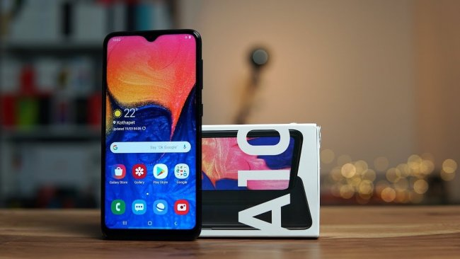 Samsung Galaxy  A10 A105 DUAL