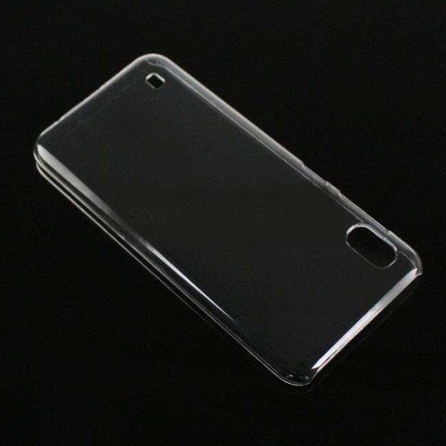 Калъф за Samsung Galaxy A10 Invisible Case - Прозрачен силиконов гръб