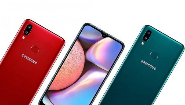 Смартфон Samsung Galaxy A10s A107F Dual