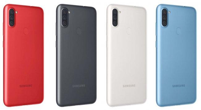 Цена на Samsung Galaxy A11 A115 DUAL