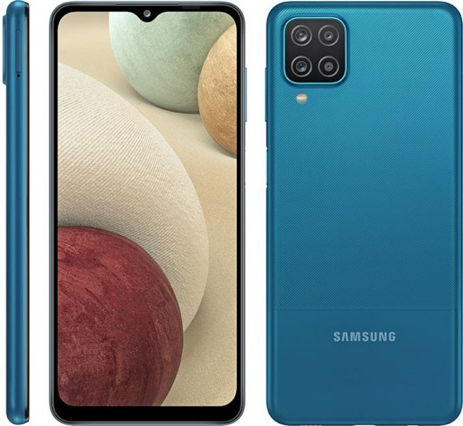 Смартфон Samsung Galaxy A12 DUAL