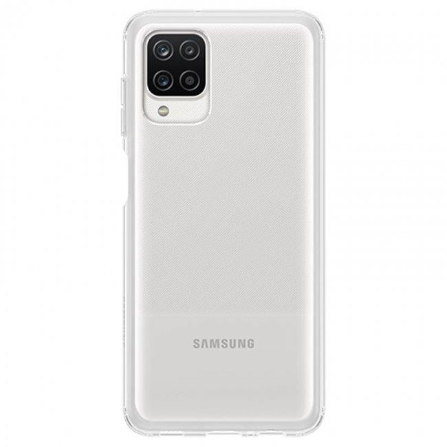 Калъф за Samsung Galaxy A12 Soft Clear Cover