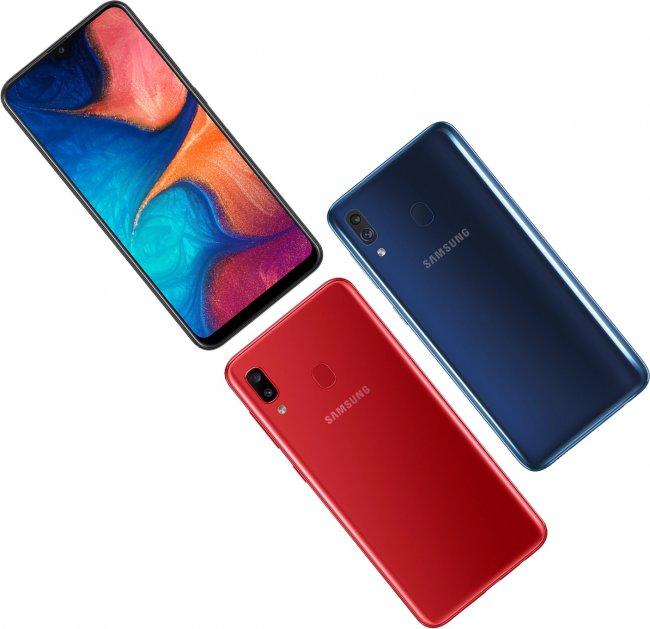 Снимки на Samsung Galaxy A20 A205 2019