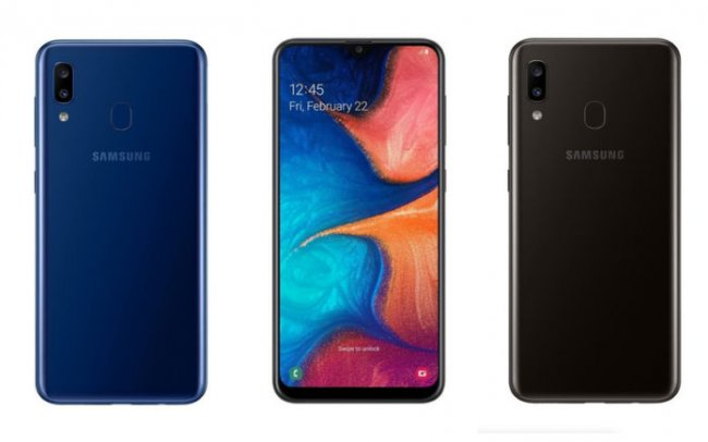Samsung Galaxy A20 A205 DUAL 2019 Снимка